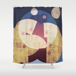 Abstrato 002 Shower Curtain