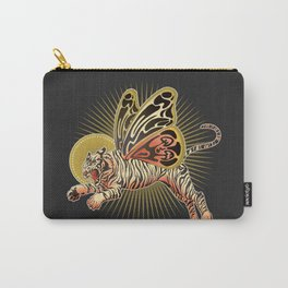 Golden Tiger Moth Carry-All Pouch