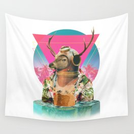 Summer Mood Wall Tapestry