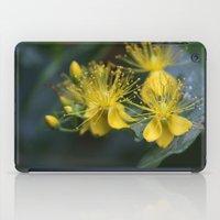 copenhagen iPad Cases featuring Copenhagen Yellow by Abby Hoffman