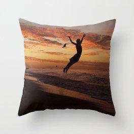 comunhão Throw Pillow