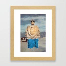 How Do You Call? Framed Art Print