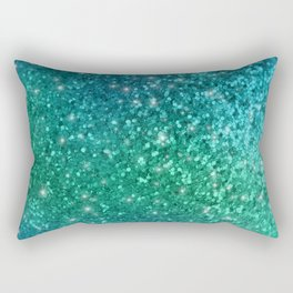 Mermaid Sparkles Rectangular Pillow