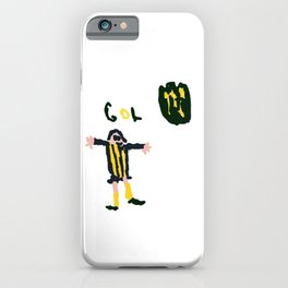 Gol iPhone Case