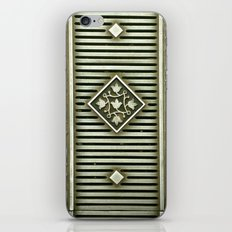Metal Panel iPhone & iPod Skin