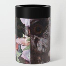 half owl Can Cooler