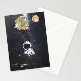 We The Explorers Stationery Cards