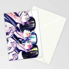 80s Workout Stationery Cards