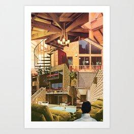 The Architect Art Print