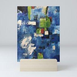 Reflections of the Sea Mini Art Print