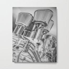 Hot Rod Automotive Art by Murray Bolesta Metal Print
