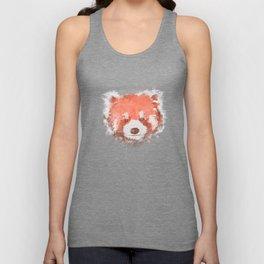 Red Panda Unisex Tank Top
