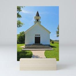 The Chapel III Mini Art Print