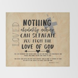 Love of God Bible Quote Typogr...
