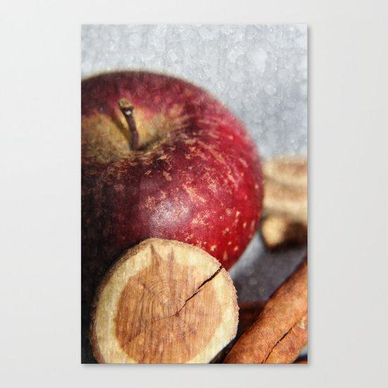 Taste of Winter Canvas Print