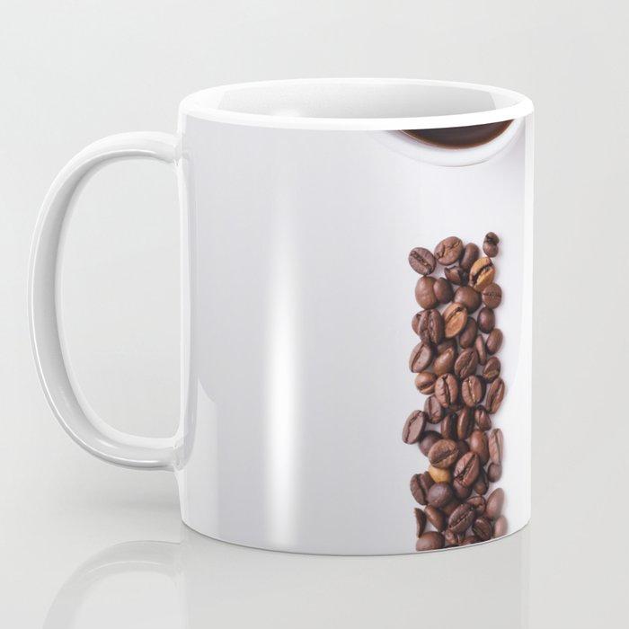 COFFEE - BEANS - CUP - PHOTOGRAPHY Coffee Mug