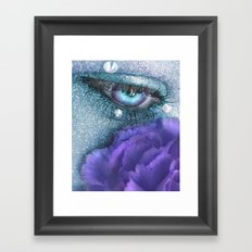 Garden of Enchantment Framed Art Print