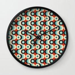 Retroact 1 Wall Clock