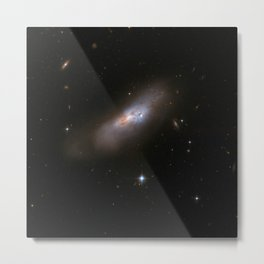 Hubble Space Telescope - Interacting Galaxies ESO 507-70 (2008) Metal Print
