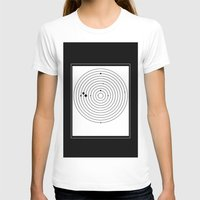 universe T-shirts featuring universe by oguzhan