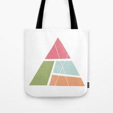 Triangular Tote Bag