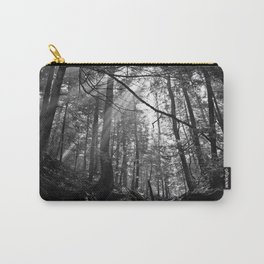 Sunrays Through the Trees Carry-All Pouch