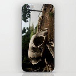 Watcher in the Woods iPhone Skin