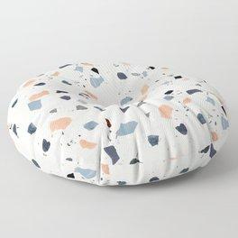 terrazzo pattern Floor Pillow