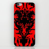 lions iPhone & iPod Skins featuring Lions by Littlefox