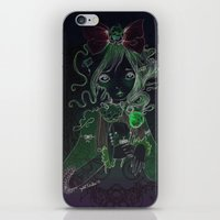 lolita iPhone & iPod Skins featuring Lolita by GABI FVENTES