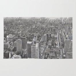 Toronto City Rug