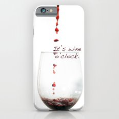 Wine iPhone 6s Slim Case