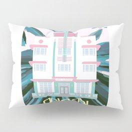 Miami Landmarks - McAlpin Pillow Sham