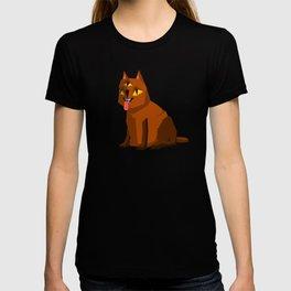 Three eyed cat creature T-shirt