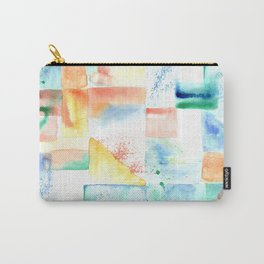 Color Fields Light Carry-All Pouch