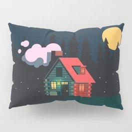 Cabin Home Pillow Sham