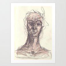 Ghoul #1 Art Print
