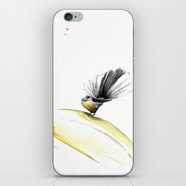 FANTAIL/ THE POSER iPhone Skin