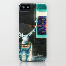 Antlerism iPhone Case