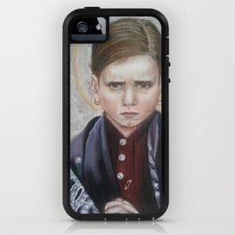 Saint Jacinta iPhone Case
