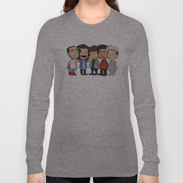 Schulz 1D Long Sleeve T-shirt