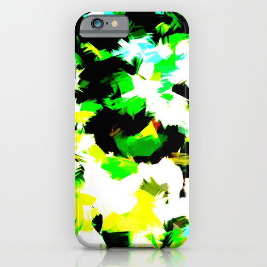 BLOSSOMS - COLORS iPhone & iPod Case