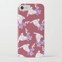 birdy iPhone & iPod Cases featuring Birdy by Marlidesigns