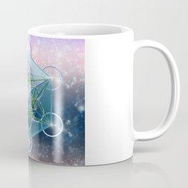 Metatron Cube Coffee Mug