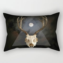 Bad Moon Rectangular Pillow