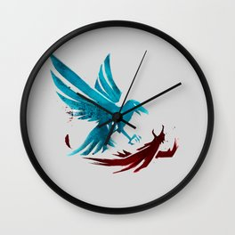 Infamous Second Son - Good Karma Delsin Rowe Wall Clock