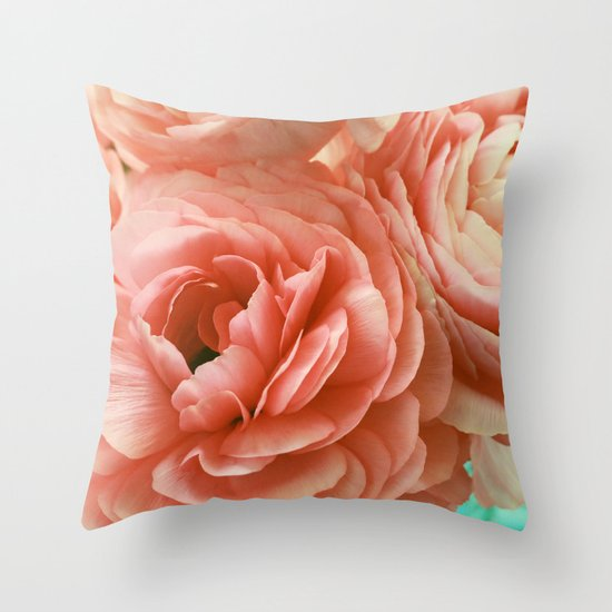 Let Me Count The Ways Throw Pillow