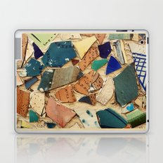 Neve Zedek Mosaic Wall Laptop & iPad Skin