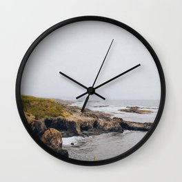 CALIFORNIA COAST VI Wall Clock
