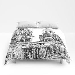 Capilla esgrafiada Comforters